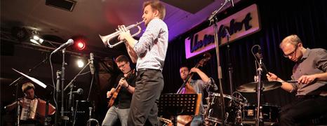 Junger Münchner Jazzpreis 2018 – Bewerber