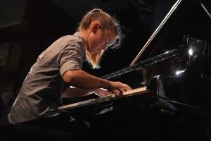 Die diesjährige Gewinnerin Johanna Summer Foto: Ralf Dombrowski