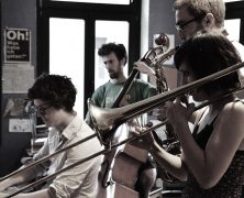 Dina van Driesten Jazzpreis 2016